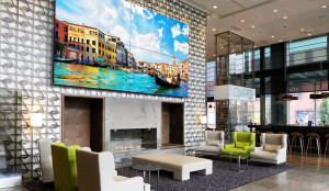 audience engagement through digital signage
