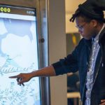 Why touchscreen digital signage points the way to the future
