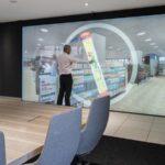 Five groundbreaking large format video walls