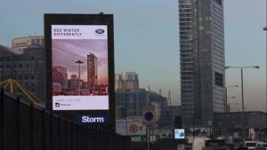 digital signage campaigns