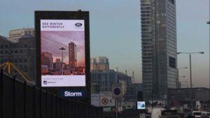 digital signage campaigns