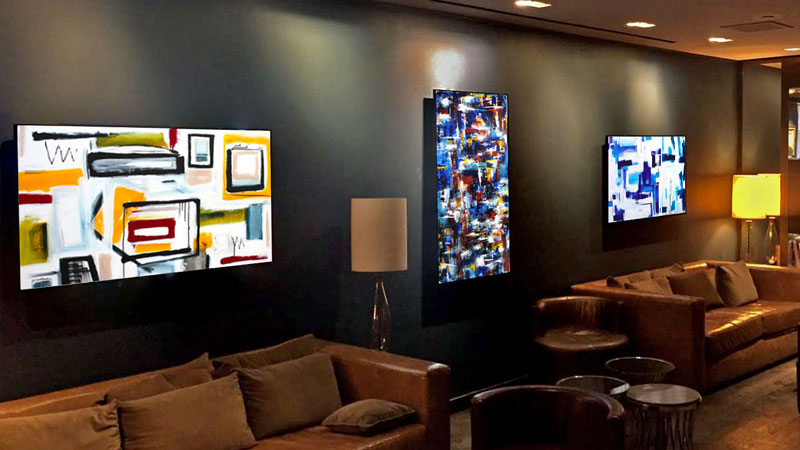 The best way to connect digital signage