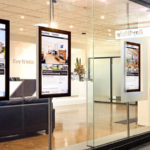 How digital signage is revolutionising estate agents