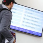 Five ways to use use digital signage in higher education