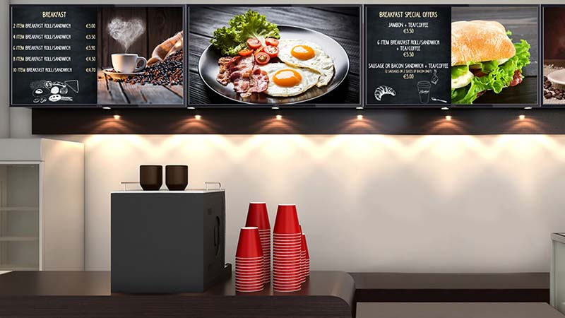 7 ways that digital menus increase sales