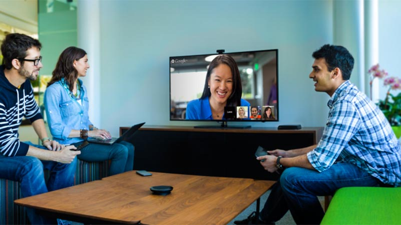 Chrome for Meetings is the perfect video conferencing solution