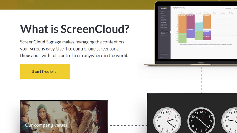 What is ScreenCloud