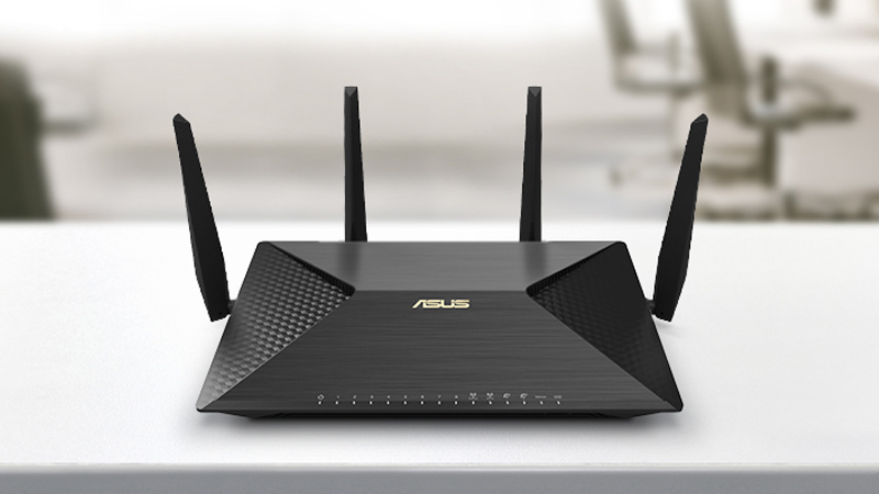 Business wifi with ASUS
