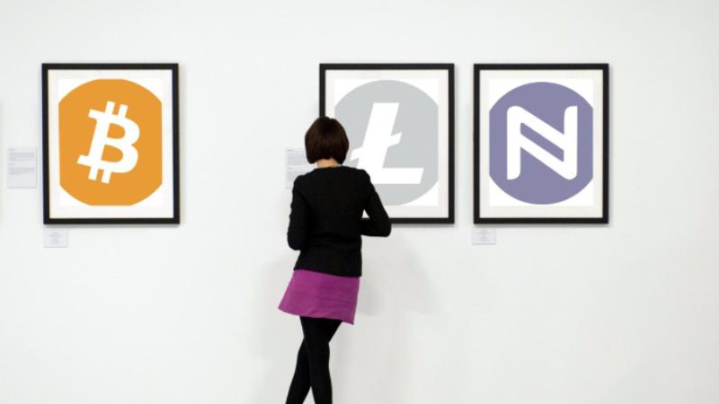 Bitcoin gallery