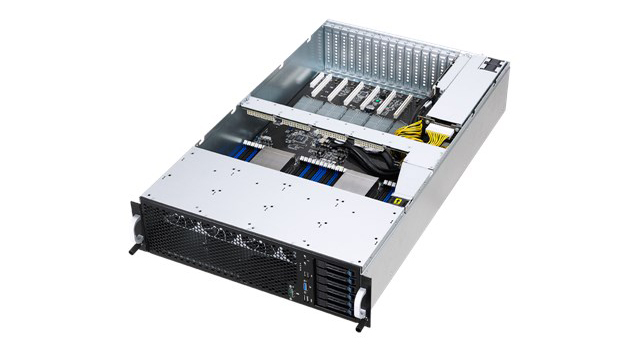 ASUS ECS8000 G3 server