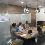 How to set up the perfect video conferencing room