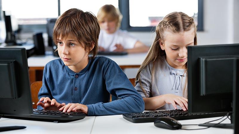 classroom PCs