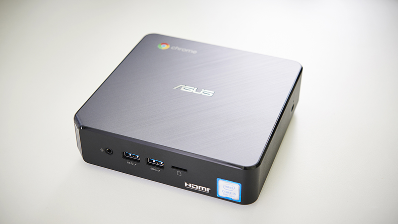Chromebox mini PCs